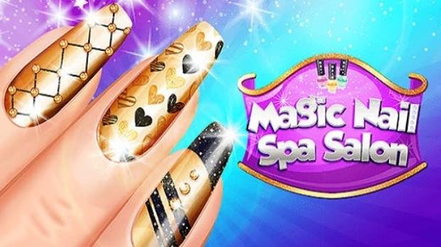 magic nail salon