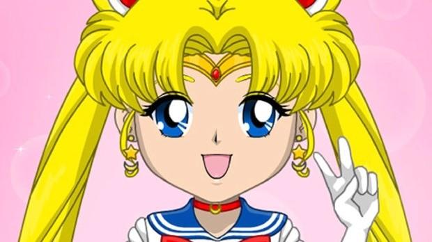 Jogos da Sailormoon