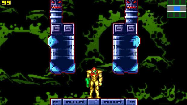 Jogo Metroid: Zero Mission