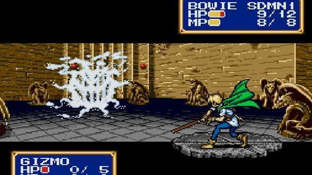Shining Force Mega Drive