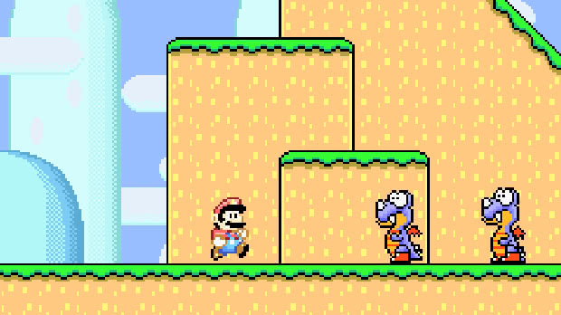 Jogo Super Mario Advance 2