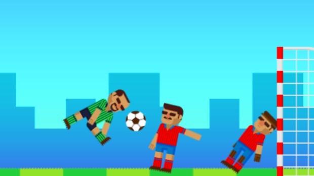 Jogo Soccer Physics Mobile
