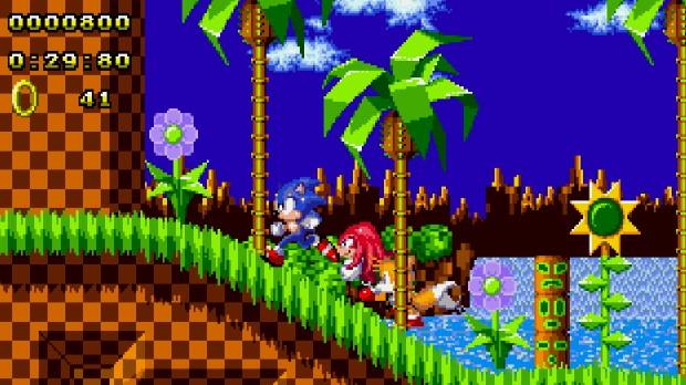 Jogo Sonic Classic Heroes