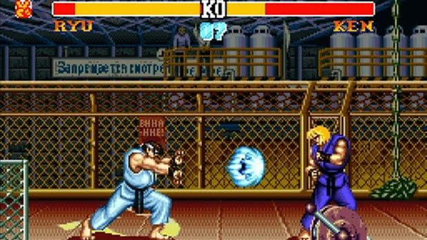 Jogo Street Fighter 2 Turbo