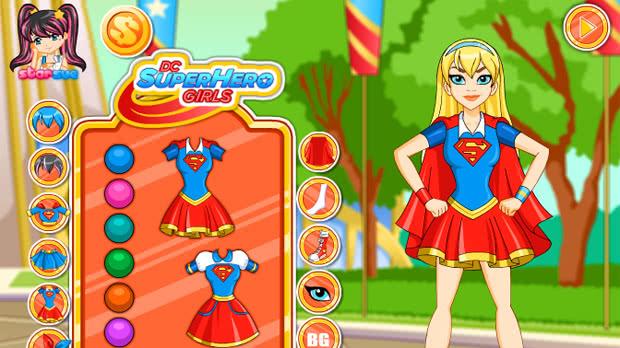 Jogos da Supergirl