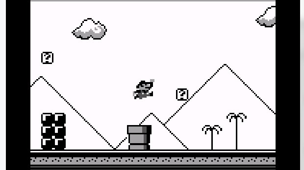 Jogo Super Mario Land