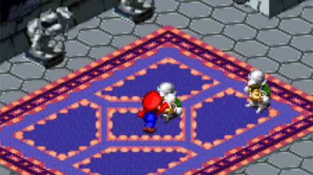 Jogo Super Mario RPG
