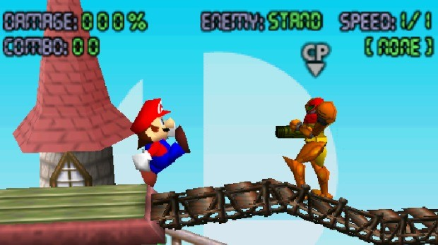 Jogo Super Smash Bros