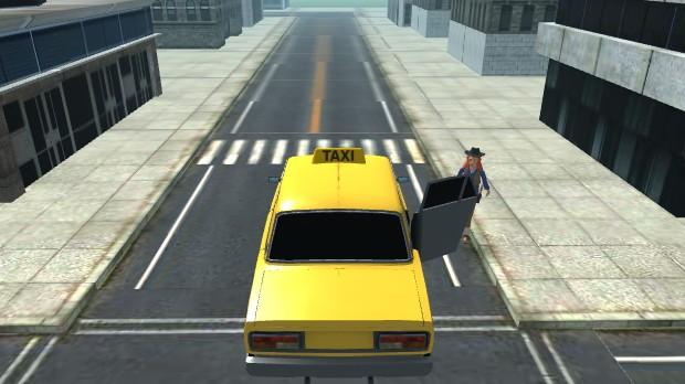 Jogo City Taxi Simulator