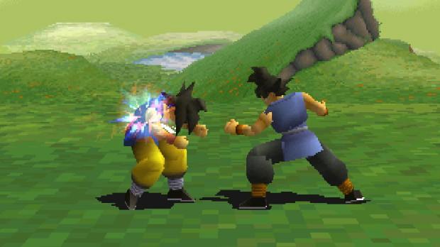 Jogo Dragon Ball GT: Final Bout
