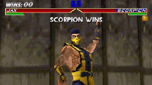 Jogo Mortal Kombat 4