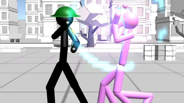 Jogo Stickman Fighting 3D