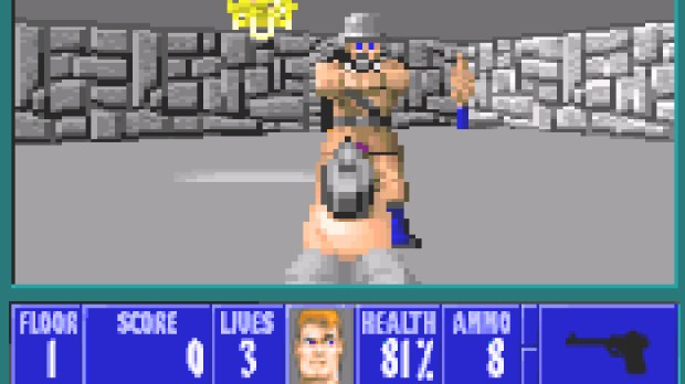 Jogo Wolfenstein 3D