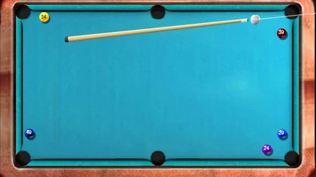 sinuca tricky pool
