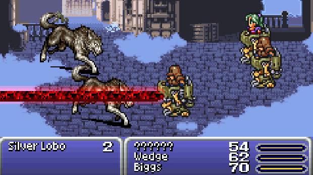 Jogo Final Fantasy VI
