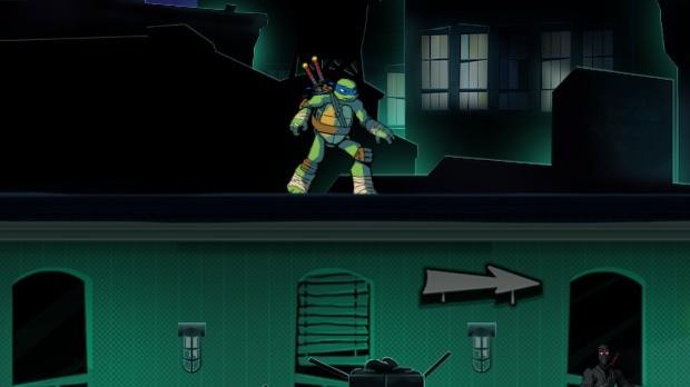 Jogo TMNT: Shadow Heroes