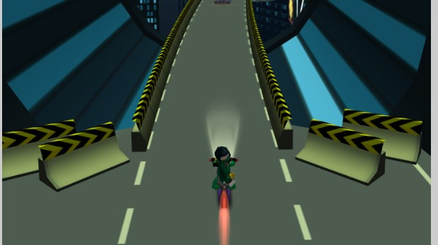 Jogo NinjaGo Racer
