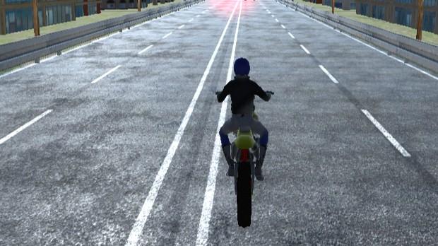 Jogo Motorbike Traffic