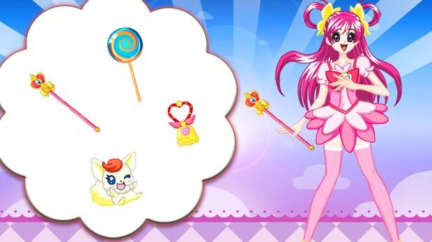 Jogo Pretty Cure