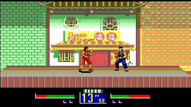 Jogo Virtua Fighter