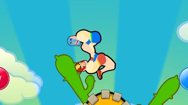 Jogo Wrestle Jump 2