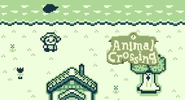 animal crossing game boy