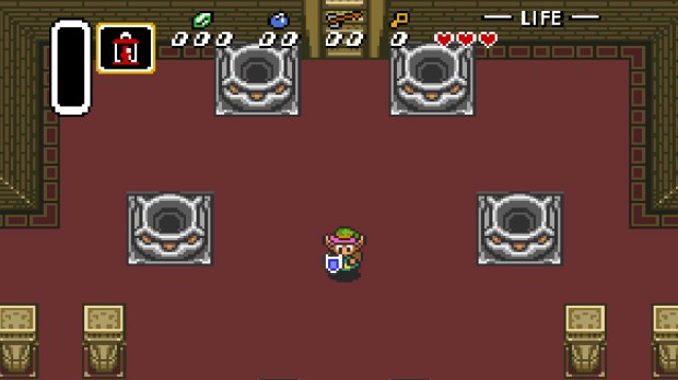 Jogo LoZ: Link to the Past